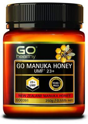 GO MANUKA HONEY UMF 23+ 250G