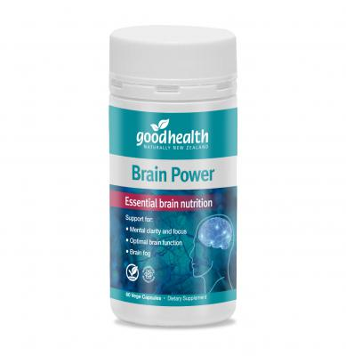 Good Health Brain Power 60 Capsules