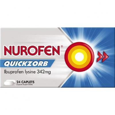 Nurofen Quickzorb 24 Caplets