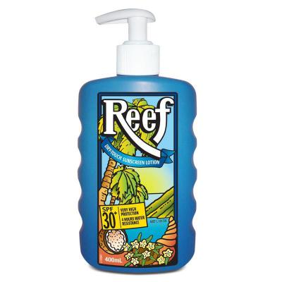 Reef Dry Touch SPF30+ Sunscreen Lotion 400ml