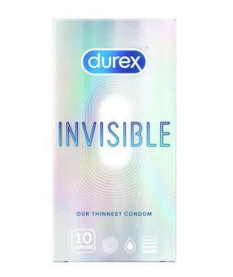 Durex Invisible Condoms 10