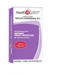 Health Alert Health Screening Kit for UTI 1 Kit