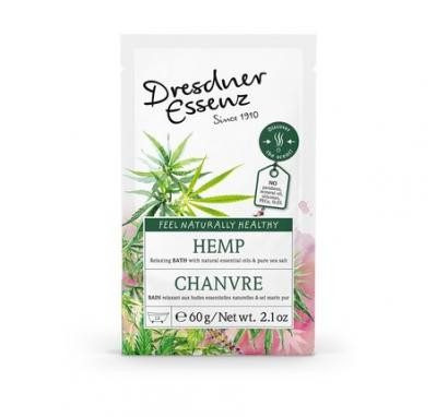 Dresdner Bath Salt Hemp Stress Relief 60g