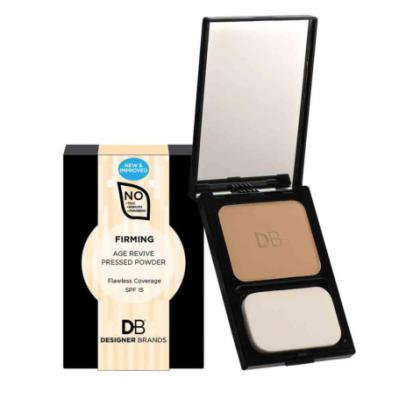 Designer Brands Firming Age Revive Pressed Powder Nude Beige