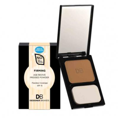 Designer Brands Firming Age Revive Pressed Powder Warm Honey