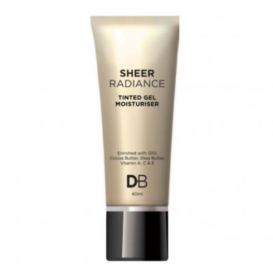 Designer Brands Sheer Radiance Tinted Moisturiser Light Medium
