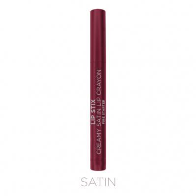 Designer Brands Lip Stix Creamy Lip Crayon Fire Starter