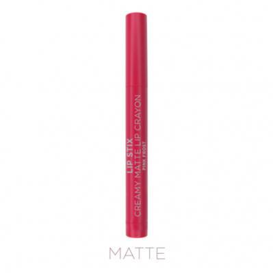 Designer Brands Lip Stix Creamy Lip Crayon Pink Frost