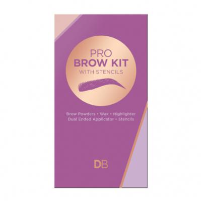 Designer Brands Pro Brow Kit