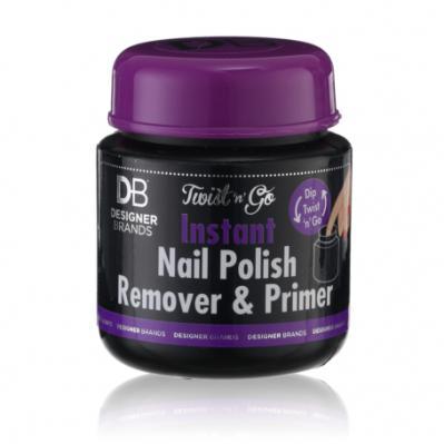 Designer Brands Twist N Go Nail Polish Remover Primer