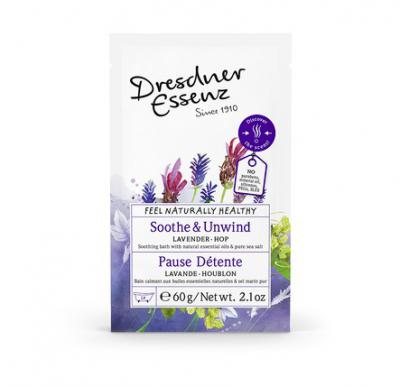 Dresdner Bath Salt Sooth & Unwind 60g
