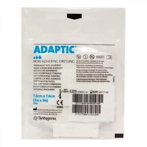 Adaptic 3x3 Non Adhering Dressing