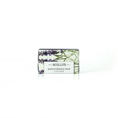 SCULLY'S LAVENDER LUXURY SOAP 150G
