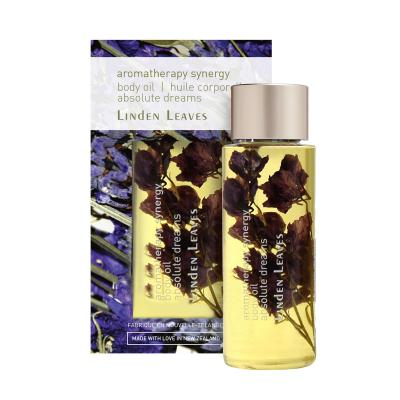 Linden Leaves Aromatherapy Synergy Body Oil Absolute Dreams 60ml
