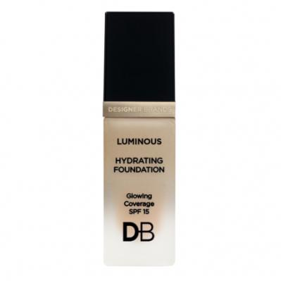 Designer Brands Luminous Hydrating Foundation Nude Beige
