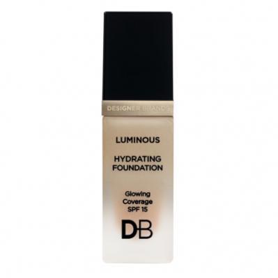 Designer Brands Luminous Hydrating Foundation Warm Honey