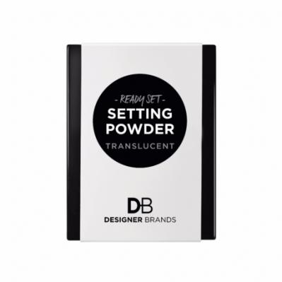 Designer Brands Ready Set Translucent Setting Powder