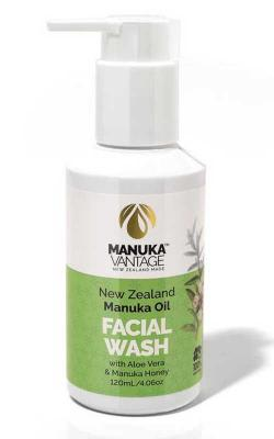 Manuka Vantage Facial Wash 120ml