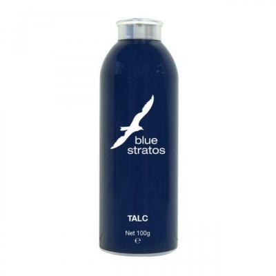Blue Stratos Talc 100g