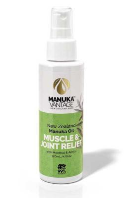 Manuka Vantage Muscle Relief 120ml
