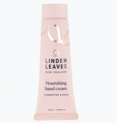 Linden Leaves Clementine & Basil Hand Cream 25ml