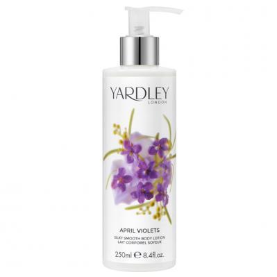Yardley April Violets Body Lotion 250ml