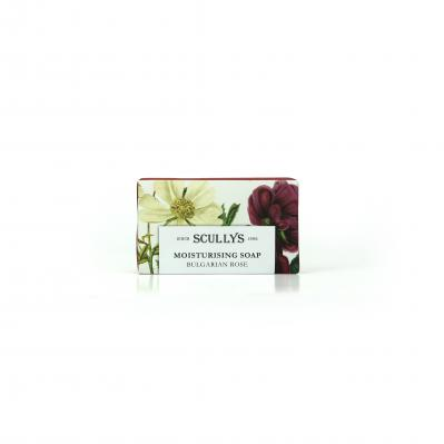 SCULLY'S ROSE LUXURY SOAP 150GM