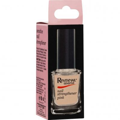 Revitanail Nail Strengthener Sensitive Pink 14ml