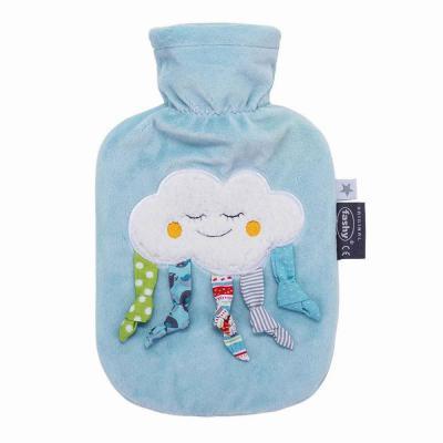 Fashy Hot Water Bottle Child's Cloud 0.8 Litre