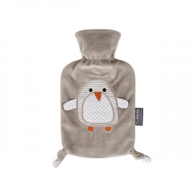 Fashy Hot Water Bottle Child's Penguin 0.8 Litre