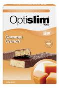 OPTISLIM VLCD BAR CARAMEL 5X60G