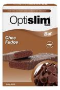 OPTISLIM VLCD BAR CHOC FUDGE 5X60G