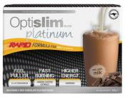 OPTISLIM VLCD PLATINUM CHOCOLATE SHAKE 21X25G