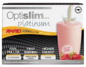 OPTISLIM VLCD PLATINUM STRAWBERRY SHAKE 21X25G