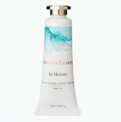Linden Leaves In Bloom Nourishing Hand Cream Aqua Lily 25ml
