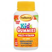 RADIANCE KIDS GUMMIES MULTI VITAMIN 60