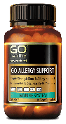GO ALLERGY SUPPORT 60 CAPSULES
