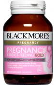 Blackmores Pregnancy & Breastfeeding Gold 60 Capsules