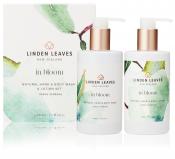 Linden Leaves In Bloom Lotion & Wash Set Green Verbena 2x300ml