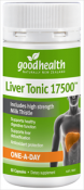 GOOD HEALTH LIVER TONIC 90 CAPSULES