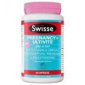 SWISSE PREGNANCY ULTIVITE 60'S