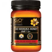 GO MANUKA HONEY UMF 5+ 500G