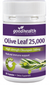 Good Health Olive Leaf 25,000 30 Capsules