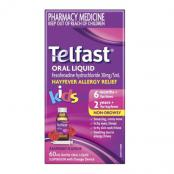Telfast Oral Liquid Kids 60ml