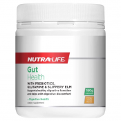 NUTRALIFE GUT HEALTH 180G POWDER