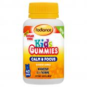 RADIANCE KIDS GUMMIES CALM & FOCUS 45