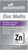 Good Health Zinc Melts 60