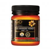 GO MANUKA HONEY UMF 5+ 250G