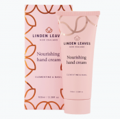 Linden Leaves Clementine & Basil Hand Cream 100ml