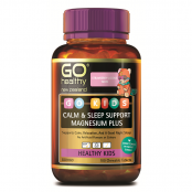 Go Healthy Kids Calm Sleep Support Magnesium Plus 100 Chewable tablets